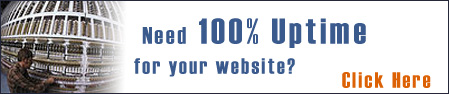 Click here to find out how to get 100% uptime for your website from Obfuscate.com, a  professional, affordable New York webhosting company offering webhosting and e-mail hosting services at great rates.  Also offers webhosting and e-mail hosting with 100% uptime. Obfuscate.com � your source for webhosting, e-mail hosting and 100% uptime.